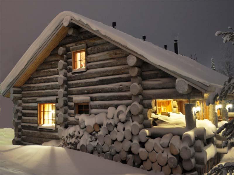 Blog quali sono le differenze strutturali tra una casa for Una storia di case in legno