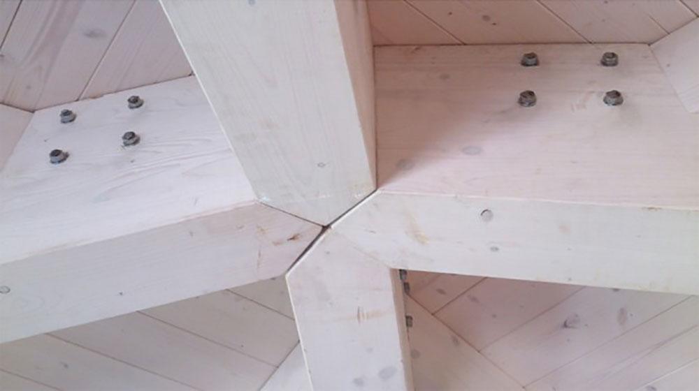 calcolo solaio casa di legno