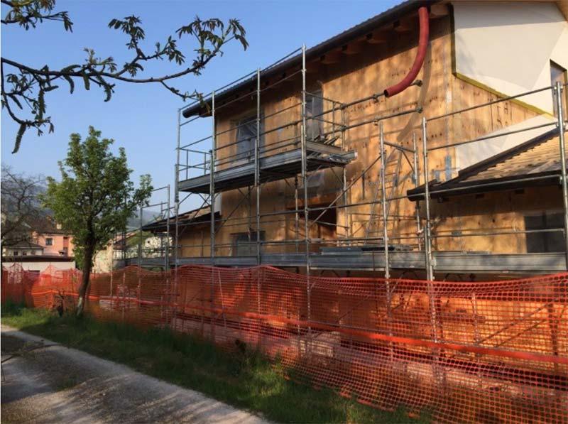 casa in legno 665