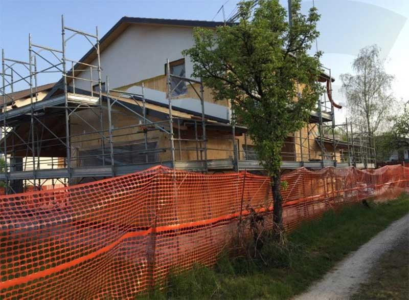 cantiere casa in legno 665