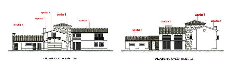 prospetti casa in xlam