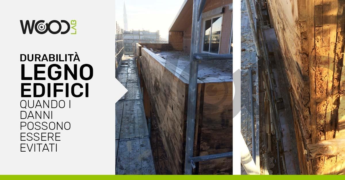 marcescenza del legno e durabilità