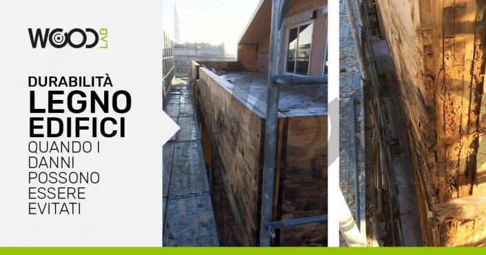 durabilità edifici in legno
