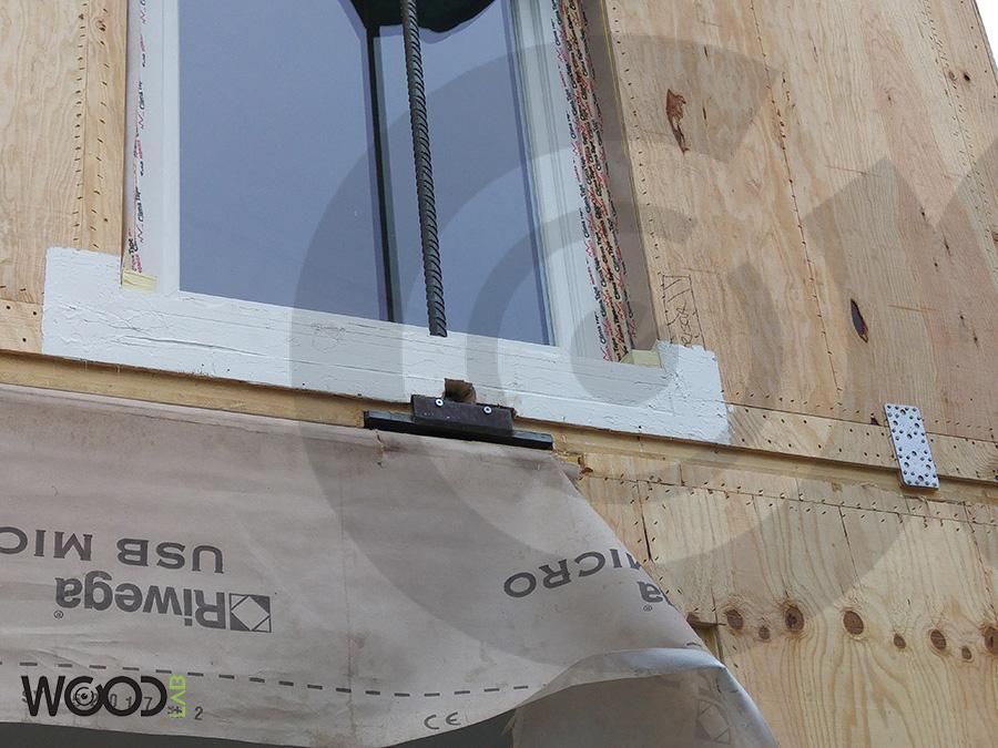 finiture casa d legno