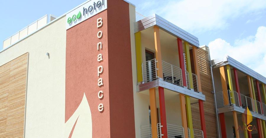 hotel eco hotel bona pace
