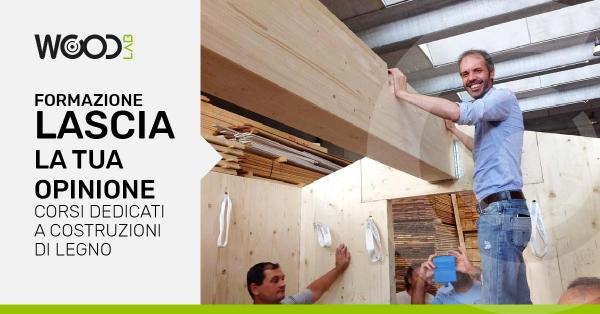 sondaggio corsi di formazione legno