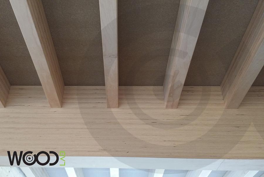 travi solaio legno micro lamellare
