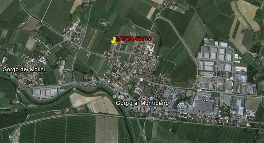 mappa cantiere 911
