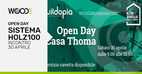 open day cantiere 30 aprile