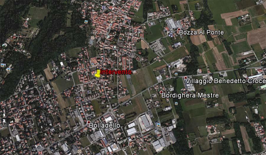 posizione geografica 701