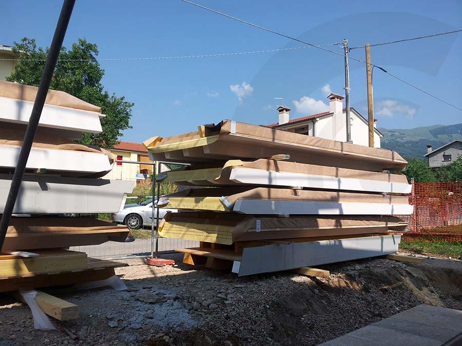 prefabbricazione legno