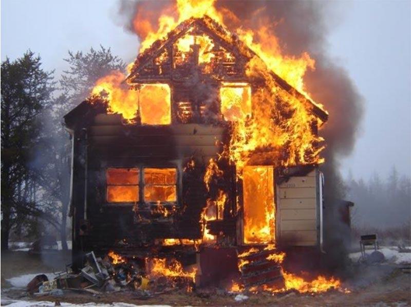 resistenza al fuoco casa