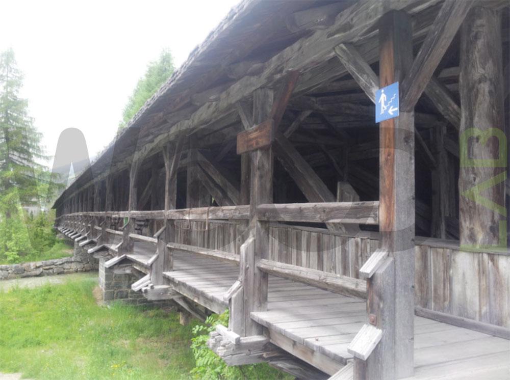 ponte vecchio in austria