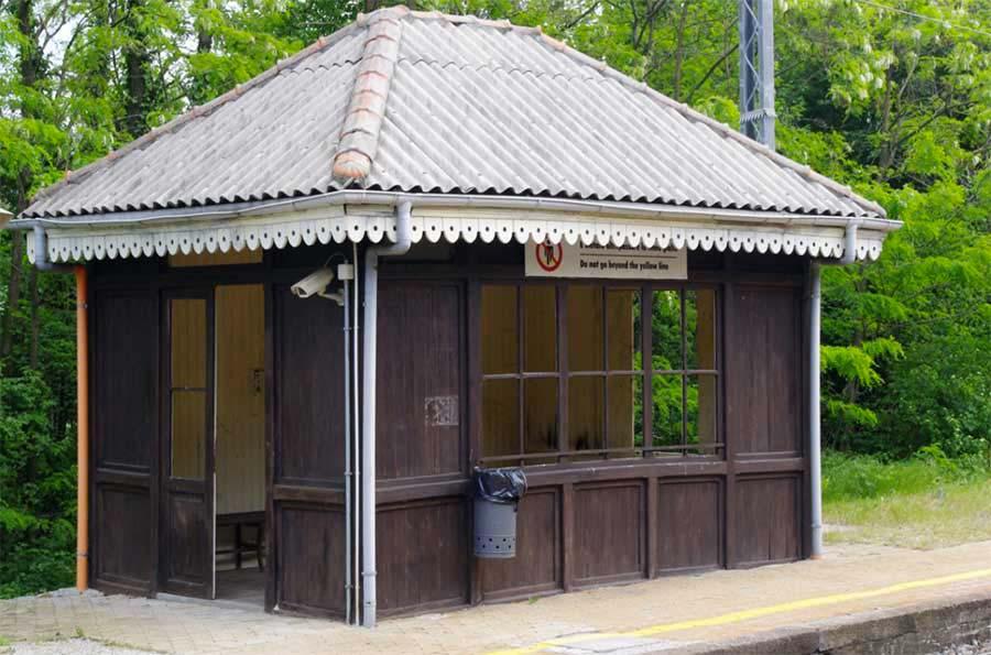 stazione di rigoroso