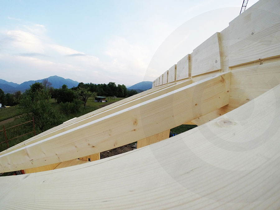 dettaglio tetto casa 687
