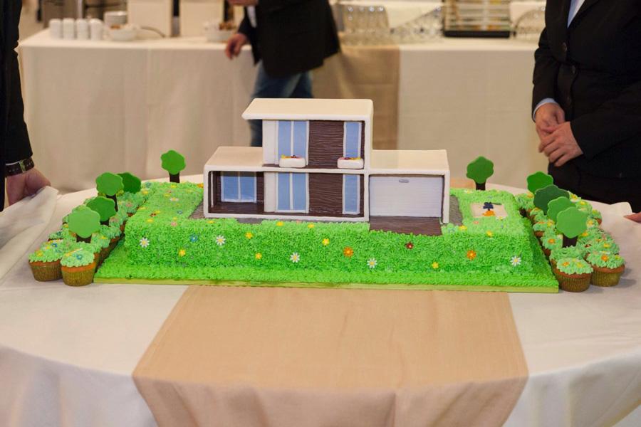 torta inaugurazione sede