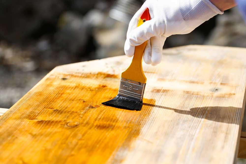 trattamento del legno