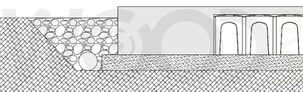 disegno trave rovescia
