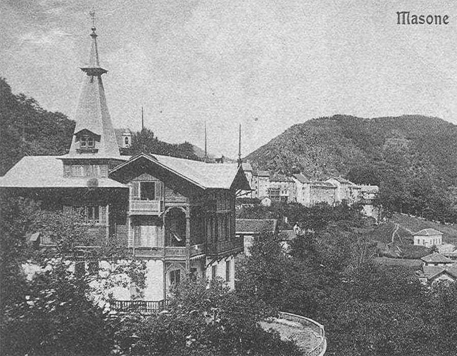 Villa Piaggio a Masone