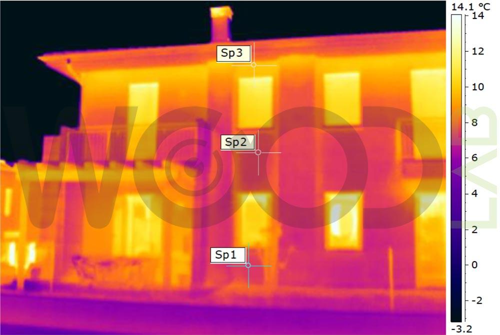 analisi termografica casa