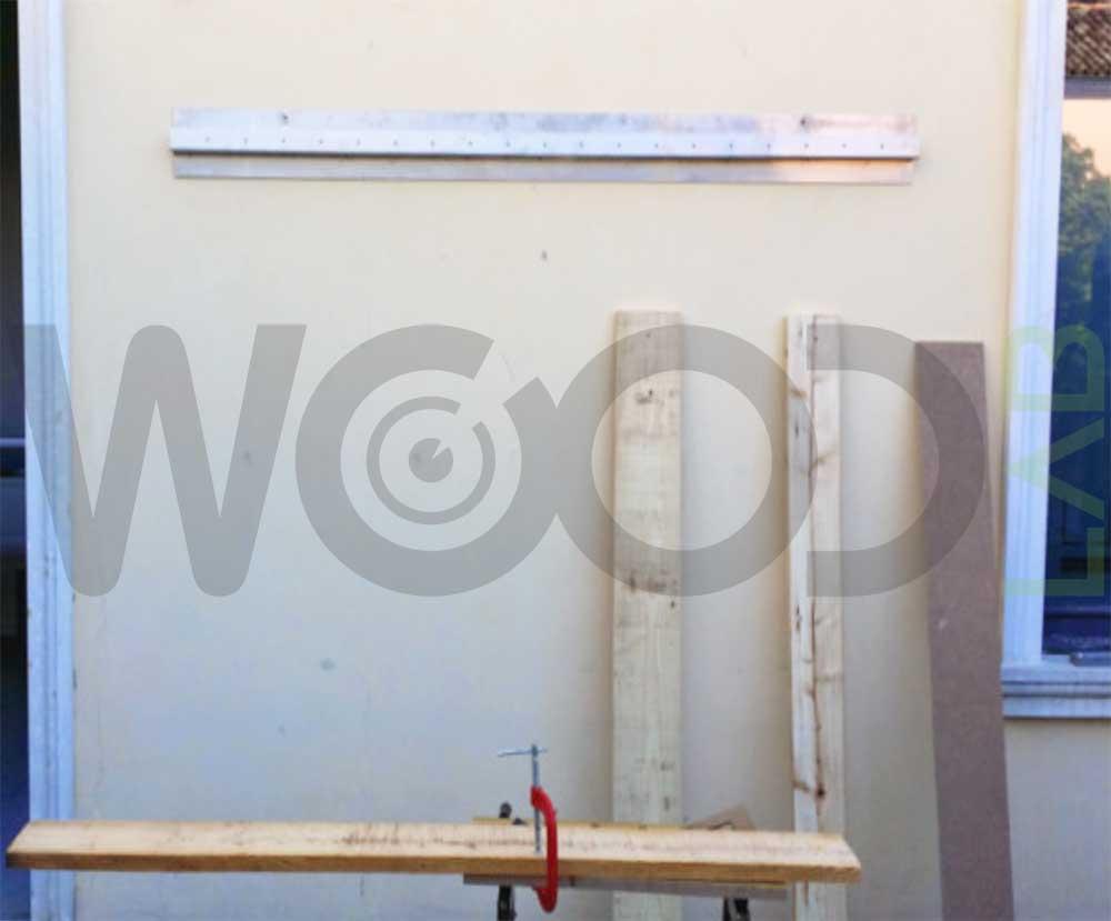 preparazione tavole legno