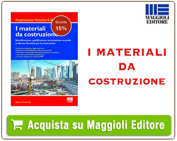 banner libro materiali da costruzione