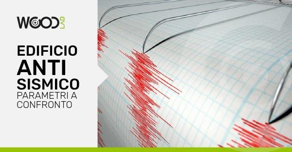 sismografo per edificio di legno