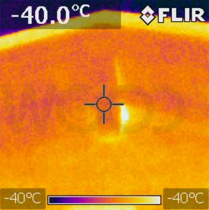 indagine termografi
