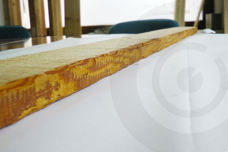imbarcamento tavole larice siberiano