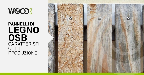 osb pannelli di legno produzione